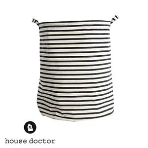 house doctor w schekorb stripes allegra shop. Black Bedroom Furniture Sets. Home Design Ideas